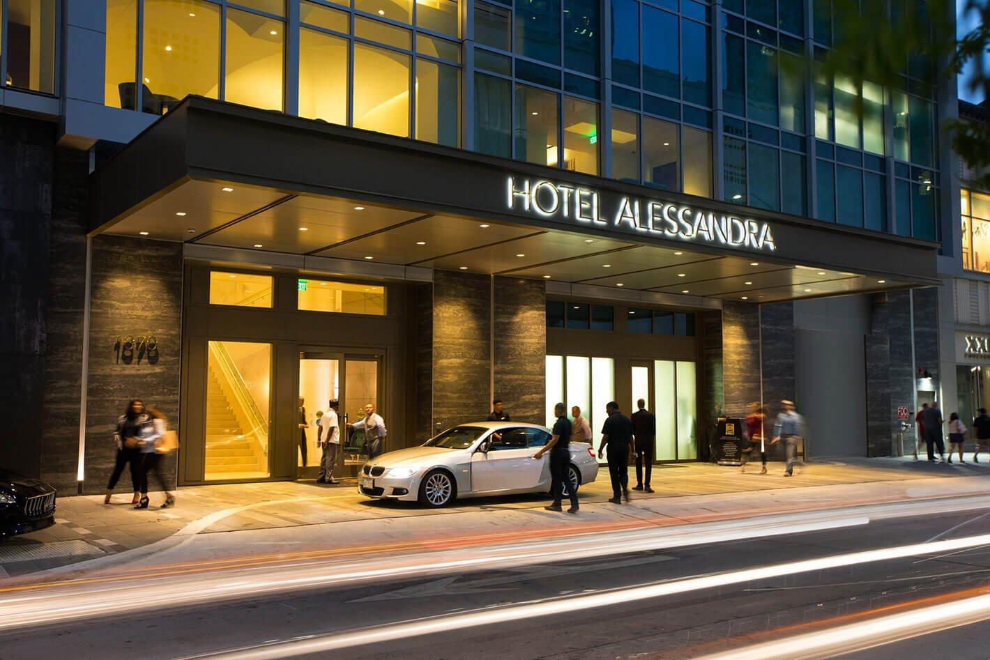 Hotel Alessandra 7